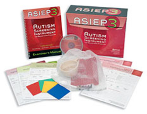 Picture of ASIEP-3 Autism Behaviour Checklist Record Forms (25)