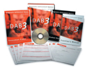 Picture of DAB-3 Student Response Booklets (25)