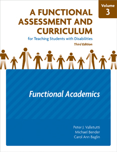 Picture of Functional Assessment Volume 3 - Functional Academics