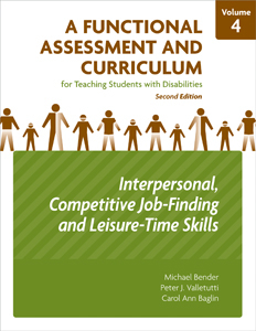 Picture of Functional Assessment Volume 4 - Interpersonal, Competitive Job Finding