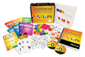 Picture of Lindamood Phoneme Sequencing® Program for Reading, Spelling, and Speech — Fourth Edition - LiPS-4 Complete Kit