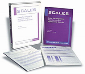 Picture of SCALES Summary/School Rating Scales Forms (25)