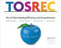 Picture of TOSREC Examiners Manual (Grades 1-12)