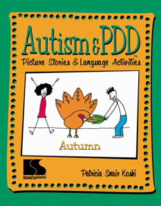 Picture of Autism and PDD Picture Stories and Language Activities - Autumn