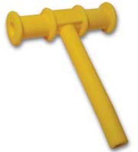Picture of Chewy Tube Yellow (Small)
