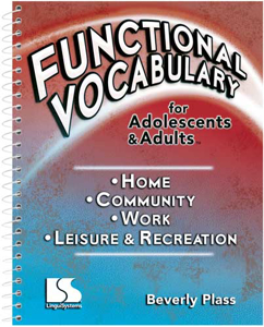 Picture of Functional Vocabulary for Adolescents and Adults Book