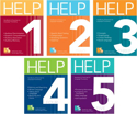 Picture of HELP Books 1 - 5 Combination Book Set