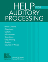 Picture of HELP® For Auditory Processing - Book