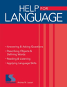 Picture of HELP for Language Book