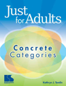 Picture of Just For Adults Concrete Categories Book