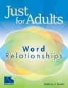 Picture of Just For Adults Word Relationships Book