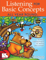 Picture of Listening for Basic Concepts All Year 'Round Book