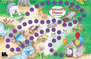 Picture of Maxwell's Manor: A Social Language Game