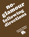Picture of No Glamour Following Directions Book