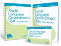 Picture of Social Language Development Test - Elementary Forms (20)