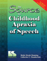 Picture of Source for Childhood Apraxia of Speech - Book
