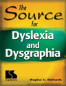 Picture of Source For Dyslexia and Dysgraphia - Book