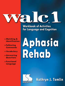 Picture of WALC 1: Aphasia Rehabilition - Book