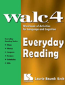 Picture of WALC 4: Everyday Reading - Book