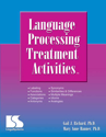 Picture for category Language Processing Treatment Activities