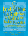 Picture for category Practical Ideas That Really Work For Students With Reading Disabilities (PITRWFSWRD)