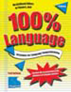 Picture of 100%® Language Primary Book