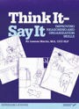 Picture for category Think It-Say It: Improving Reasoning and Organization Skills