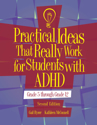 Picture for category Practical Ideas that Really Work for Students with ADHD (Grades 5-12)