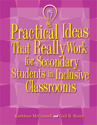 Picture for category Practical Ideas That Really Work for Secondary Students in Inclusive Classrooms (PITRWFSSIIC)