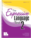 Picture for category The Expressive Language Test 2