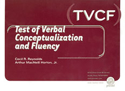 Picture for category Test of Verbal Conceptualization and Fluency (TVCF)