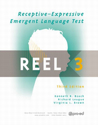 Picture of Receptive-Expressive Emergent Language Test - REEL-3:  Profile/Examiner Record Booklets (25)