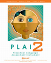 Picture of PLAI-2 Profile/Examiner Record Booklet - 4/5 year olds (25)