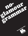 Picture of No Glamour Grammar - Book