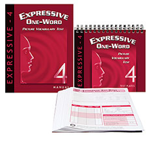 Picture of Expressive One-Word Picture Vocabulary Test-4 EOWPVT-4