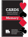 Picture of Cognition, Attention and Recall Drill Set CARDS: Memory