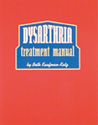 Picture of Dysarthria Treatment Manual