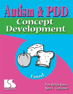 Picture of Autism and PDD: Concept Development - Food Book