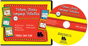 Picture of Autism and PDD: Picture Stories and Language Activities Interactive Software