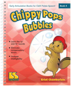 Picture of Book 4 - Chippy Pops Bubbles (targets p and b)