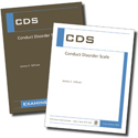 Picture of CDS:  Conduct Disorder Scale - Complete Kit