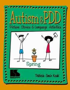 Picture of Autism and PDD Picture Stories and Language Activities - Spring