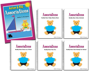 Picture of Autism and PDD: Associations - 5 Book Set