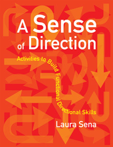 Picture of A Sense of Direction: Activities to Build Functional Directional Skills