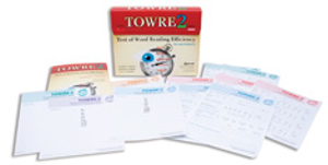 Picture of TOWRE-2 Complete Kit