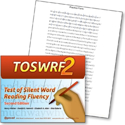 Picture for category TOSWRF-2: Test of Silent Word Reading Fluency -2