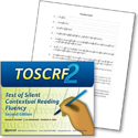 Picture for category TOSCRF-2: Test of Silent Contextual Reading Fluency