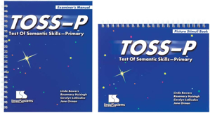 Picture of Test of Semantics Skills-Primary (TOSS-P)