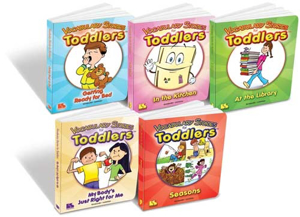 Picture of Vocabulary Stories for Toddlers 5-Book Set