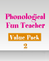 Picture of Literacy Plus Phonological Fun - Professional Pack 2